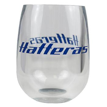 Hatteras 12oz Synthetic Wine Glasses - Set of 2