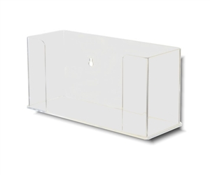 "Heavy Duty Tri-Fold Paper Towel Dispenser 9.5"" Wide by 6"" High by 3.5"" Deep"