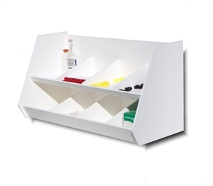 Storage Bin with 8 Bins