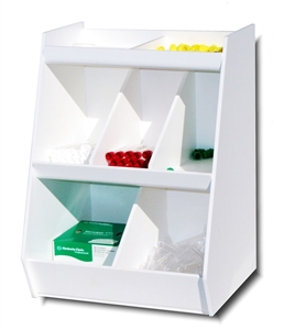 Storage Bin with 5 Bins