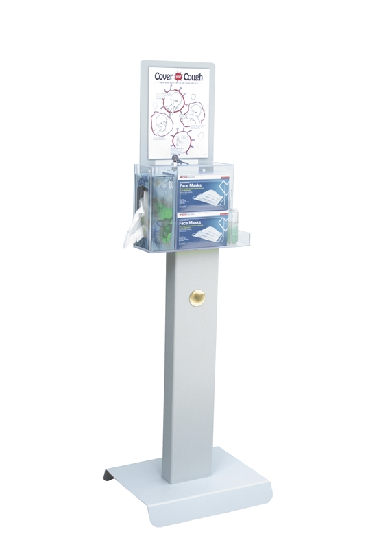 Heavy Duty Health & Hygiene Stand