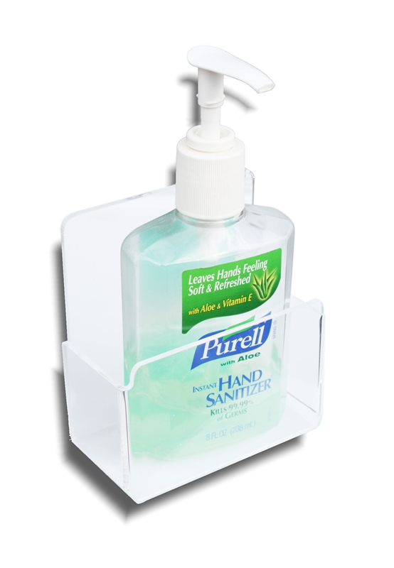 Hand Sanitizer  Dispenser Holder