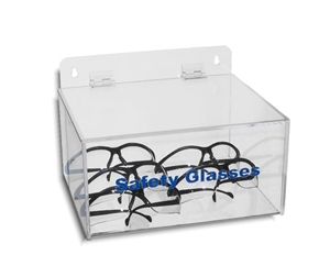 Large Safety Glasses Holder