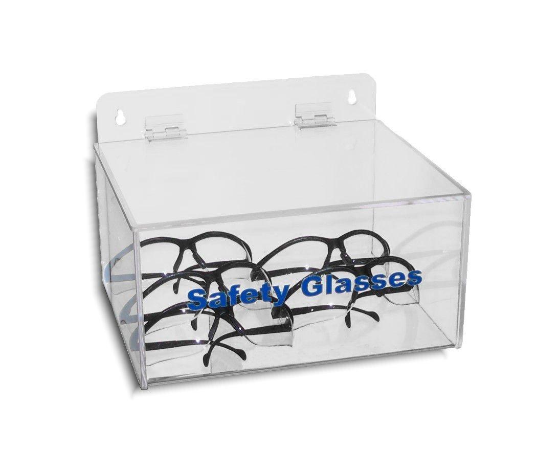Large Safety Glasses Holder