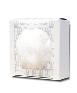 "Bouffant Cap Dispenser 8.25"" Wide by 8.25"" High by 3.5"" Deep"