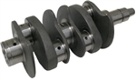 4340 Forged Chromoly Super Race Type 4 Crankshaft, 76mm Stroke, 2.0L Type 4 Rod Journals, 004-4376