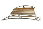 Vintage Speed Roof Rack For Karmann Ghia, 155-393-01588