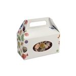 Wrapped Candies Candy Gable Box with Window
