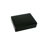 1/4 lb. Black fudge & Candy Boxes