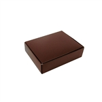 1/4 lb. Brown fudge & Candy Boxes