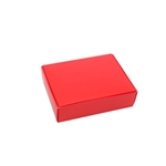 1/4 lb. Red fudge & Candy Boxes