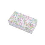 1/2 lb. Garden Patterned Fudge Boxes