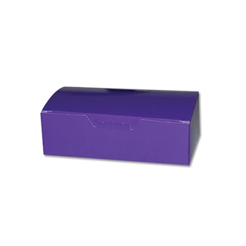 1/2 lb. Purple Fudge Boxes