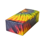1 lb. Tie Dye Pattern 1 piece - Fudge Boxes