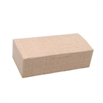 1 lb. Pink Linen Rectangle-Fudge Boxes
