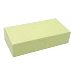 2 lb. Fudge Boxes - Yellow Linen