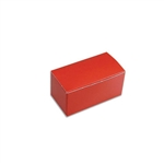 Mini Favor Red Truffle Boxes