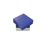 3 oz. Rigid Set Up Boxes-Cover & Base Sets-Royal Blue