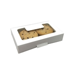 Small Grease Resistant Cookie/Bakery Boxes