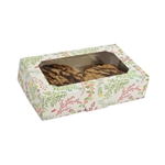 Garden Grease Resistant Cookie Boxes