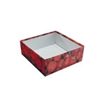16 oz. Candy Box 2 Layer Bases - Strawberry