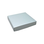Chocolate Box Covers-8 oz.- Silver