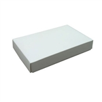 1/2 lb. Box Covers-1 Layer-White