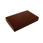 1/2 lb. Box Covers-1 Layer-Brown