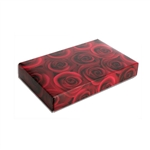 1/2 lb. Box Covers-1 Layer-Dark Roses
