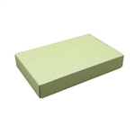 1/2 lb. Box Covers-1 Layer-Yellow Linen