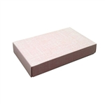 1/2 lb. Box Covers-1 Layer-Pink Linen