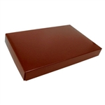 1 lb. Box Covers-1 Layer-Brown