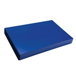 1 lb. Box Covers-1 Layer-Royal Blue