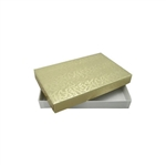 1 lb. Rigid Set Up Boxes-Cover & Base Sets-Royal Gold