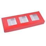 Assortment Candy Box Red Covers