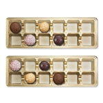 Assortment Candy Tray - 12 Cavities