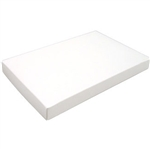 1-1/2 lb. Box Covers-1 Layer-White