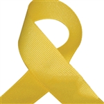 Best Priced Maize Yellow Grosgrain Ribbon