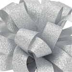 Offray Luxe Ribbon - Silver