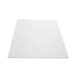 24 oz. White Square Candy Pads