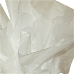"French Vanilla 2 Sided Waxed Tissue Paper - 18"" x 24"" Sheets"