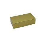 1/4 lb. Gold Wholesale Candy Boxes