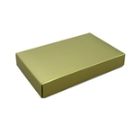 1/2 lb. Box Covers-1 Layer-Gold Lustre