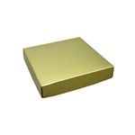 Chocolate Box Covers-8 oz.- Gold