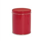 1 Quart Red Tins