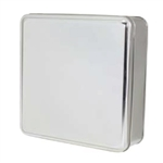 Large Square Cookie Tin