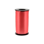 Splendorette Uncrimped Curling Ribbon - Red