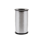 Splendorette Uncrimped Curling Ribbon - Silver