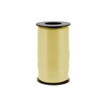 Splendorette Uncrimped Curling Ribbon - Pastel Yellow