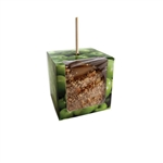 Green Apple Patterned Candy Apple Boxes with Window